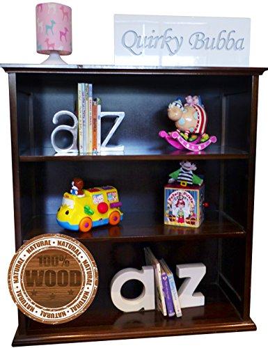 libreria-in-legno-massello-mensola-libreria-libro-di-bambini-facile-da-montare