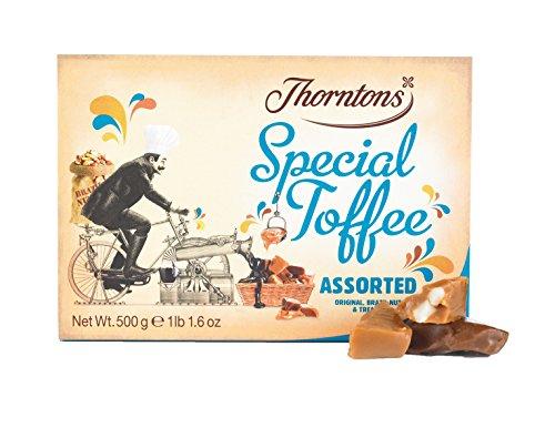 Thorntons Assorted Box Toffee spécial (500g) (Pack de 2)