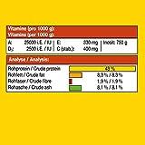 JBL Nano-Bel 23171 Alleinfutter für kleine Aquarienfische, Flockenfutter 60 ml