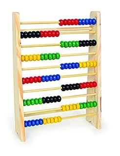 Legler 4022 Abacus 10 Rows Educational Toy (B000N7E3H6) | Amazon price tracker / tracking, Amazon price history charts, Amazon price watches, Amazon price drop alerts