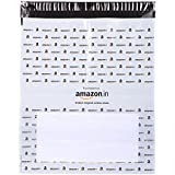 "Securement Branded Amazon.In Economy Polybag (Size - 10"" X 12"" With Jacket - 100 Polybags)"