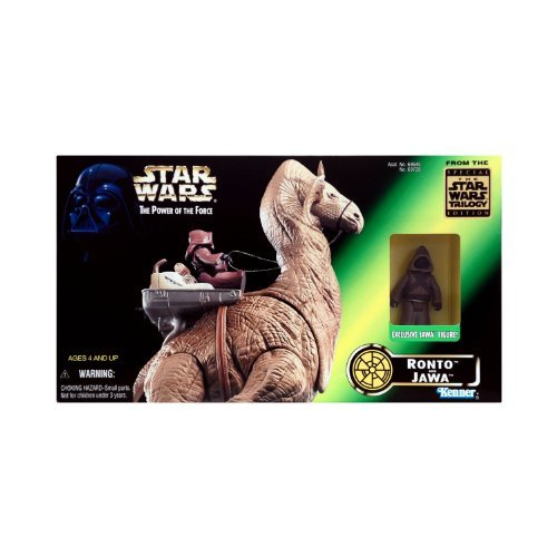Beast Pack - Star Wars Power of The Force Collection von Kenner ()