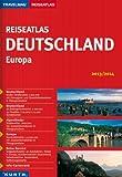 KUNTH Reiseatlas Deutschland/Europa 2014/2015