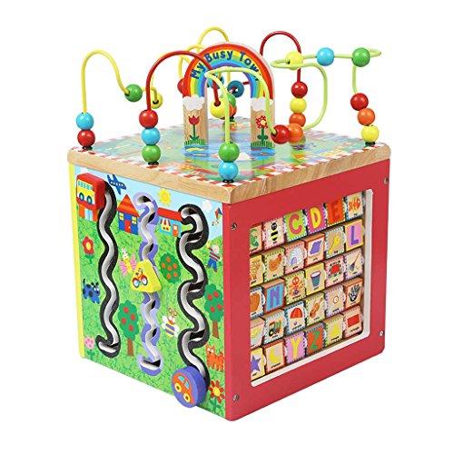 Cubo De Actividades- Centro De Aprendizaje Temprano Juguetes Para Bebés...