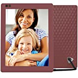 Nixplay Seed W10A 10-inch WiFi Digital Photo Frame (Mulberry)