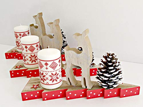 Adventskranz Tannenwald Silber Holzstern Advent Weihnachten Kranz Gold Advent Sterne Kugeln