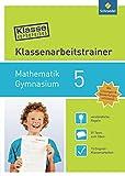 Klasse vorbereitet - Klassenarbeitstrainer, Mathematik Gymnasium 5. Klasse