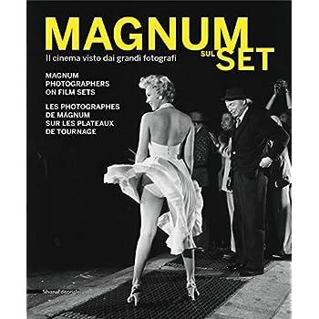 Magnum sul set : Les photographes de Magnum sur les plateaux de tournage (1DVD)