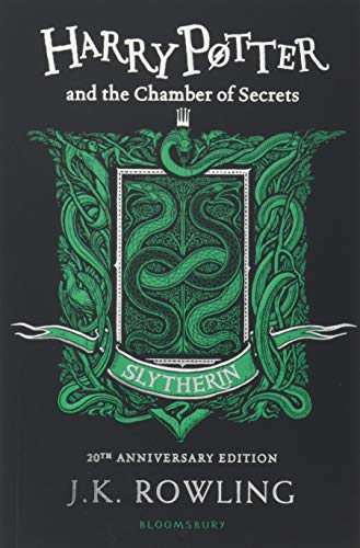 H. P. And The Chamber Of Secrets. Slytherin Edition (Harry Potter) por J. K. Rowling