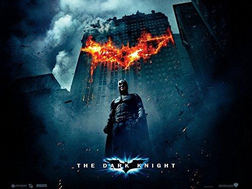 Batman The Dark Knight (32x24 inch, 80x60 cm) Silk Poster Affiche en Soie PJ1C-640C