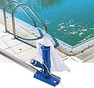 المحمولة حمام السباحة مكنسة رئيس مكنسة فرشاة مسح اليد فرش مصغرة جيت فاك مكنسة كهربائية تحت الماء لحمام السباحة