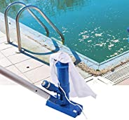 Portable Swimming Pool Vacuum Head Cleaner Brush Sweep Handbroom Brushes Mini Jet Vac Vacuum Cleaner for Under