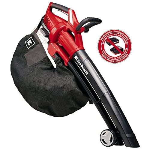 Einhell GE-CL 36 Li E-Solo Power X-Change Cordless Leaf Blower Vac – Supplied without Battery and Charger