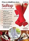 HJ Hall SoftopTM HJ90 The Original Cotton Rich Non Elastic Socks UK 6-11, 11-13 and 13-15 (UK 6-11 Eur 39-46, Indigo)