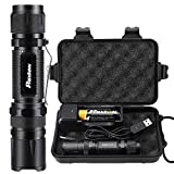 LED Torch Small But Super Bright XM L2 Tactical Military Flashlight Waterproof 3-Mode