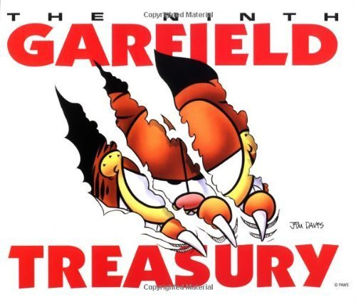 Garfield Treasury: No. 9 by Jim Davis (1999-12-31)