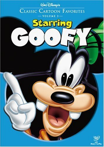 Classic Cartoon Favorites, Vol. 3 - Starring Goofy by Walt Disney Home Entertainment
