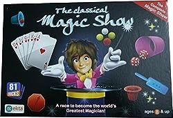 99Shoppy Magic Show with 81 magic tricks