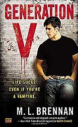 Generation V (American Vampire Novel)