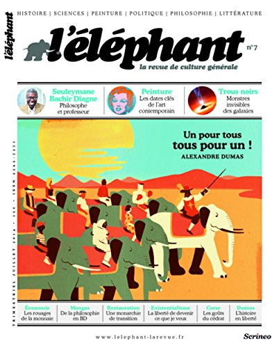 L'éléphant : La revue 07 (07)