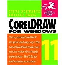 CorelDRAW 11 for Windows by Steve Schwartz (2002-09-29)