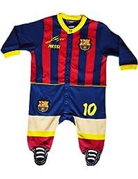 Pijama para bebé Barca – Lionel Messi – Colección Oficial ...