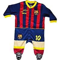 Pijama para bebé Barca – Lionel Messi – Colección Oficial FC Barcelona 7d24c422c49