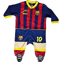 Pijama para bebé Barca – Lionel Messi – Colección oficial FC ...