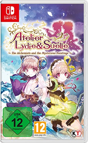 Atelier Lydie & Suelle: The Alchemists and the Mysterious Paintings [Nintendo Switch]