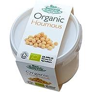 San Amvrosia Health Foods Large Organic Houmous, 340 g