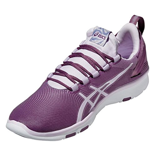 ASICS Gel-fit Sana 2 - Scarpe Sportive Outdoor Donna, Viola (purple Grape/ice Blue/lilac 3544), 42 EU Purple