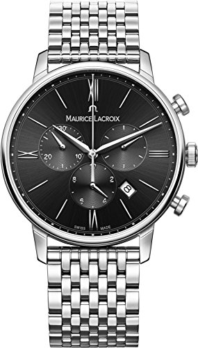 Maurice Lacroix Eliros EL1098-SS002-310-2 Herrenchronograph Swiss Made