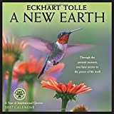 New Earth 2017 Wall Calendar: A Year of Inspirational Quotes