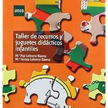 Taller de Recursos y Juguetes Didácticos Infantiles (Ciencias Sociales y Jurídicas)