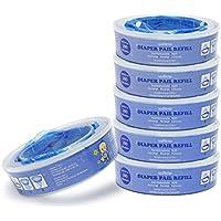 Signstek Odor Lock protezione nursery Fresh Angelcare cassette per ricariche Angelcare pannolino secchi