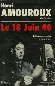 """Afficher """"18 juin 1940 (Le)"""""""