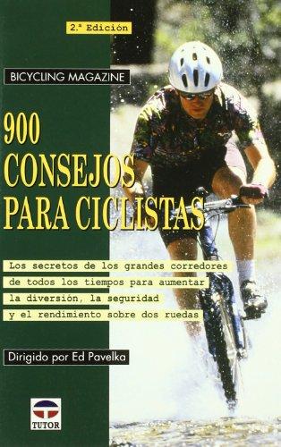 900 consejos para ciclistas por Ed Pavelka