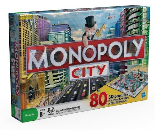 Hasbro 01790100 - Monopoly - Monopoly Welt