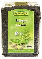 Rapunzel Bio Beluga Linsen schwarz, klein