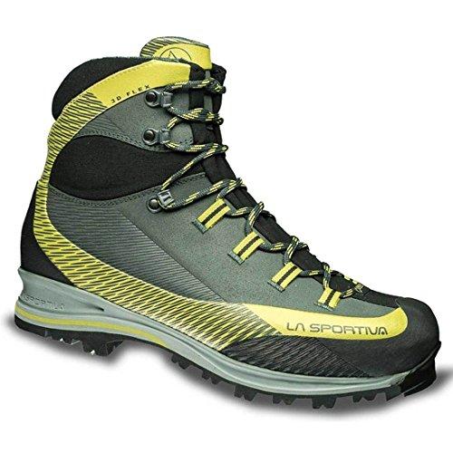 La Sportiva Trango Trk Leather GTX Scarpa trekking carbon/green
