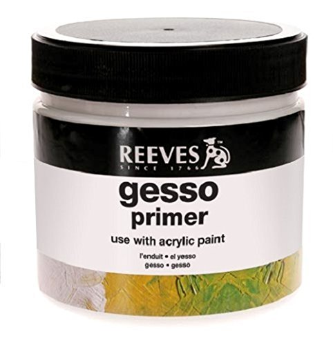 reeves-8490521-appret-gesso-200-ml