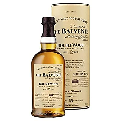 Balvenie Doublewood Single Malt Whisky 70cl - (Pack of 6)