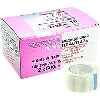 SFM Heftpflaster Polymer Polyethylen mit Plastikkern in Box, 2cm x 5m, (18St.) preisvergleich bei billige-tabletten.eu