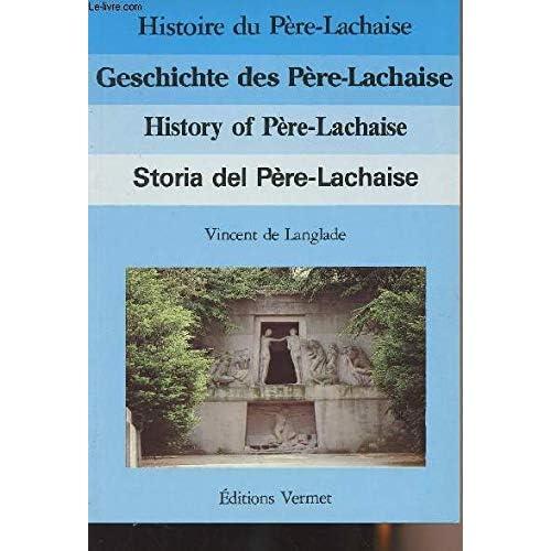 Histoire du Père-Lachèse