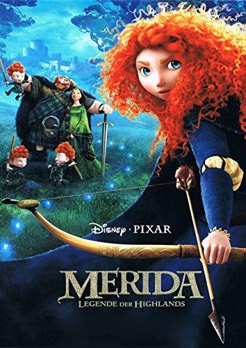 Merida - Legende der Highlands (Disney Prinzessin Bögen)