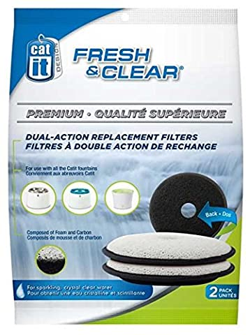 Catit Fresh & Clear premium replacement filters
