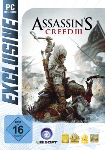 Assassin's Creed 3 [Ubisoft Exclusiv] - [PC]