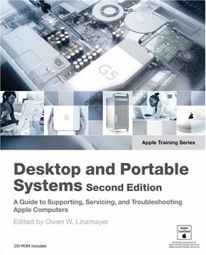 Desktop and Portable Systems, w. DVD-ROM (Apple Training)