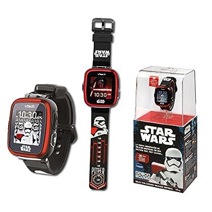 VTech Reloj multifunción Star Wars Trooper Black (3480-194227)