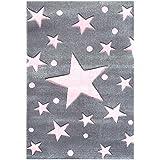 Kinderteppich grau rosa  Suchergebnis auf Amazon.de für: Rosa - Teppiche / Deko fürs ...